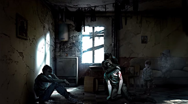 """This War Of Mine"" screencapture"