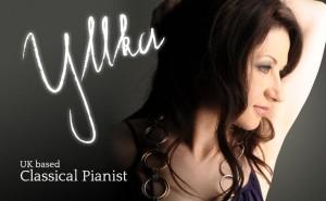 Albanian pianist, Yllka Istrefi, talks on Croydon Radio about her love of the piano