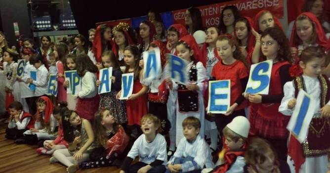 Femije te Shoqates Ardhmeria