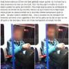 Tregimi i sajuar i Yll Latifit, postuar ne Facebook me 4 janar 2015