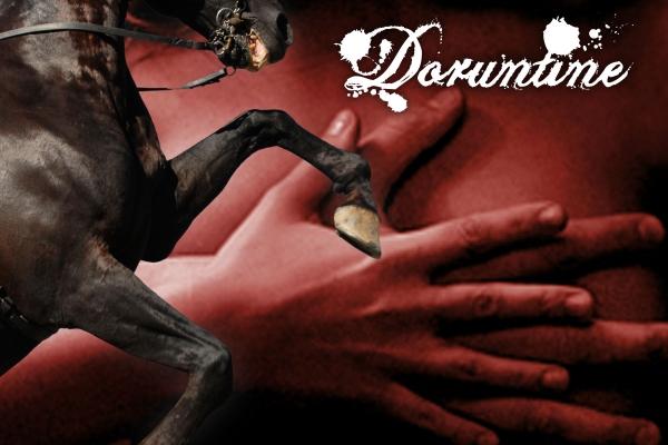 Doruntina poster, ODA theatre