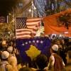 Kosovo Independence Day celebration