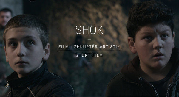 """Shok"", British-Albanian co-production short film"