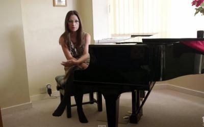 Yllka Istrefi, the marathon-running classical pianist from Haringey