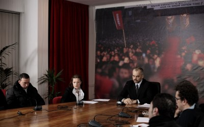 Newsweek: Edi Rama's Albanian Renaissance