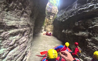 A Scottish firm wins award for opening Albania to adventure tourists