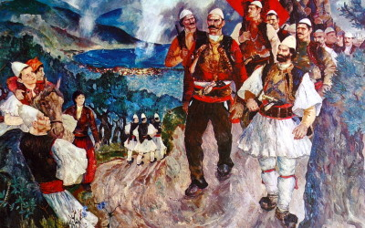 Today is 28th November – Albania's Flag Day