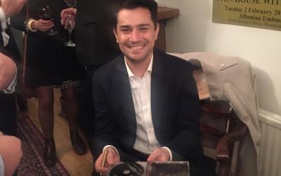 Një  mbrëmje me tenorin e famshëm Saimir Pirgu