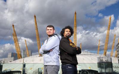 David Haye vs Arnold Gjergjaj, tomorrow's spectacular fight in O2 Centre in London